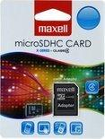 Maxell SDHC 4GB