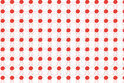 Point-Virgule Living -  Placemat -Rood