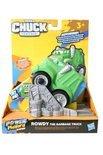 Tonka Chuck &amp  friends: rowdy de vuilniswagen