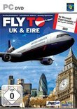 Fly To UK & Eire (FS X + FS 2004 Add-On)  (DVD-Rom)