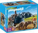 Playmobil Grotbewoners Met Beer - 5103