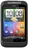 HTC Wildfire S - Zwart