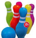 Opblaas bowlingset