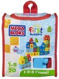 Mega Bloks First Builders Blokkentas Tellen