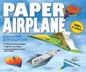 Paper Airplane Fold-a-day 2014 Activity Box Calendar