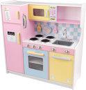 KidKraft Grote Houten Keukentje - Pastel