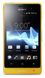 Sony Xperia Go - Geel