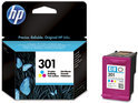 HP 301 - Inktcartridge / 3 Kleuren
