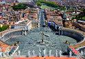 Jumbo - Rome: St. Pietersplein - puzzel - 2000 stukjes