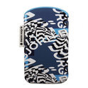 Björn Borg Universal Case Neoprene Blue voor Apple iPhone