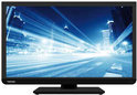 Toshiba 24W1333DG LED TV - 24 inch - HD Ready - Zwart