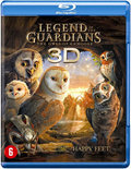 Legend Of The Guardians: The Owls Of Ga'Hoole (3D & 2D Blu-ray)
