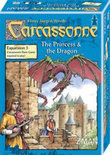 Carcassonne The Princess and the Dragon