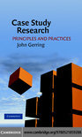 Case Study Research (ebook)