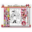 Disney kleurset Minnie Mouse 16 delig