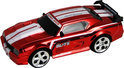 Racetin Power Muscle Car - RC Auto  - 1:26 -  Metallic Rood