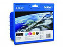 Brother LC-985BK Inkcartridges - Cyaan / Magenta / Geel / Zwart