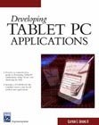 Developing Tablet Pc Applications