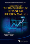 Handbook of the Fundamentals of Financial Decision Making