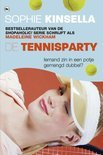 De tennisparty