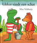 Kikker vindt een schat