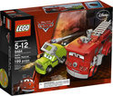 LEGO Cars 2 Red Redt Zich Eruit - 9484