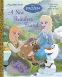 Disney Frozen: A New Reindeer Friend