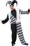 Luxe Joker - Kostuum - Maat M/L - Paars