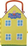 Peppa Speelhuis met 1 Figuur - Speelset