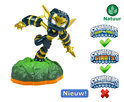 Skylanders Giants Legendary Stealth Elf Wii + Wii U + PS3 + Xbox 360 + 3DS