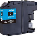 Brother LC125XLC - Inktcartridge / Cyaan / Hoge Capaciteit