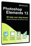 Staplessen voor Adobe Photoshop Elements 13 - Nederlands/ Windows/ Mac / DVD