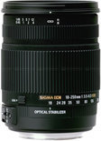 Sigma 18-250mm - f/3.5-6.3 DC OS HSM - Canon