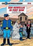 De Blauwbloezen: 049 Een huwelijk in Fort Bow