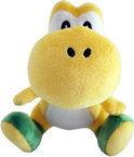 Nintendo Yoshi Geel 16Cm knuffel