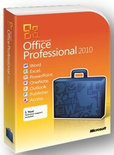Microsoft Office Pro 2010 32-Bit/x64 Eng. Internationaal DVD