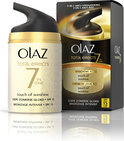 Olaz Total Effects Touch of sunshine Deep- SPF 15 - Dagcrème 50 ml