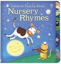 Nursery Rhymes Touchy-Feely Board Book