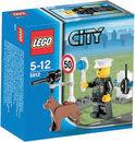 LEGO City Politieagent - 5612