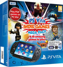 Sony PlayStation Vita WiFi +  Mega Indie Pack Voucher + 4GB Memory Card