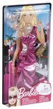 Barbie Fashionable Fuschia Feestjurk