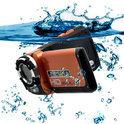 X-Capture HDC32 Waterdichte camcorder 1080P