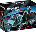 Playmobil Darksters KO-truck Met Flitspistool - 5154