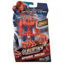 Spiderman Flip and attack figure spider racer