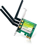 TP-Link TL-WDN4800 - Wireless N 450 Mbps PCI Adapter - Netwerkkaart
