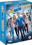 Big Bang Theory S.1-6 (Import)