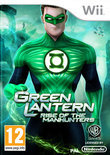 Green Lantern, Rise of the Manhunters  Wii