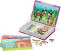 Magnetboek Paard & Rijders