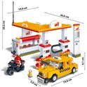 BanBao Transport Tankstation - 8776