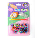 Loom Watch Set, Loomfun Loom horloge Oranje Orange